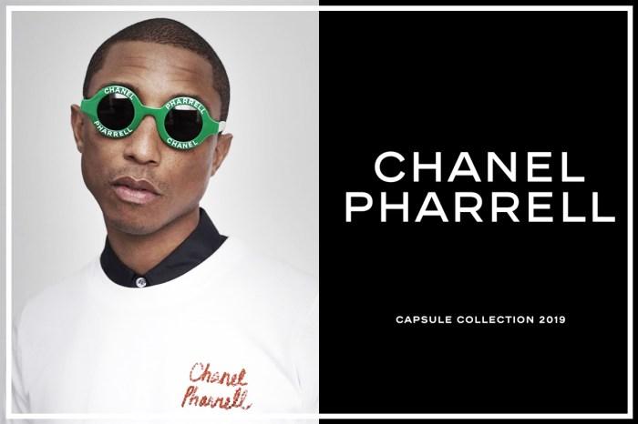 Pharrell William 與 Chanel 推出聯乘時裝系列!最新宣傳片段先睹為快