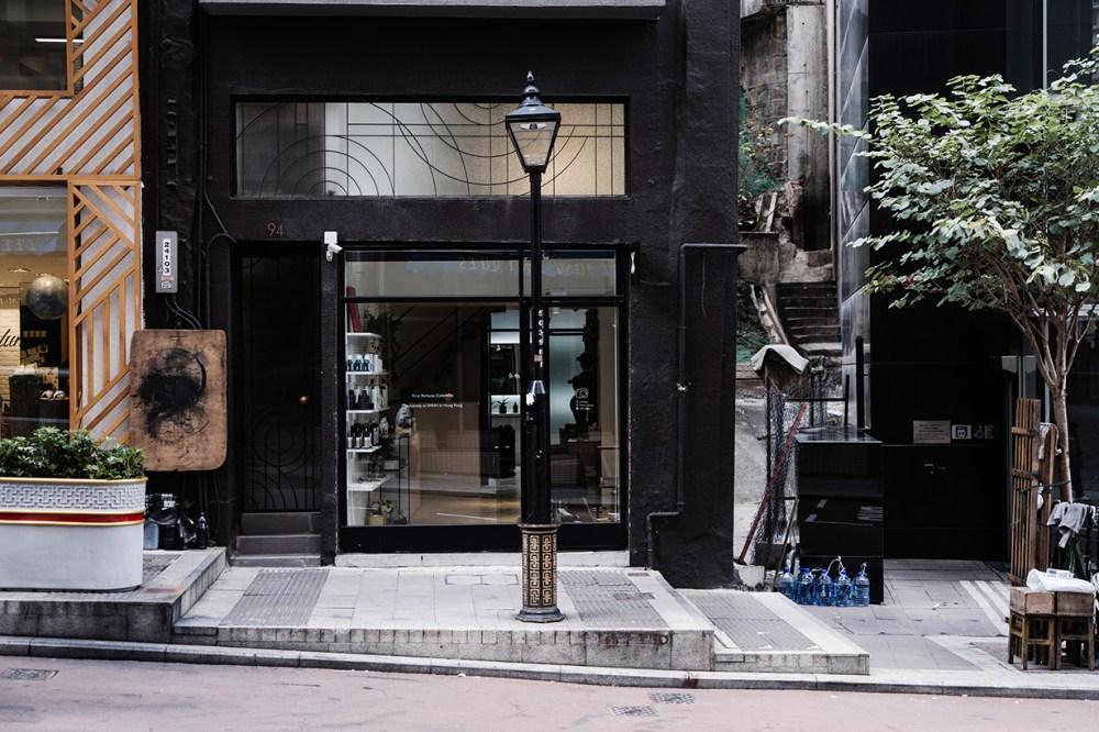 SHHH Salon Hong Kong Sheung Wan