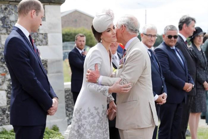 查理斯王子愛跟媳婦凱特、梅根相處,背後有個小秘密!