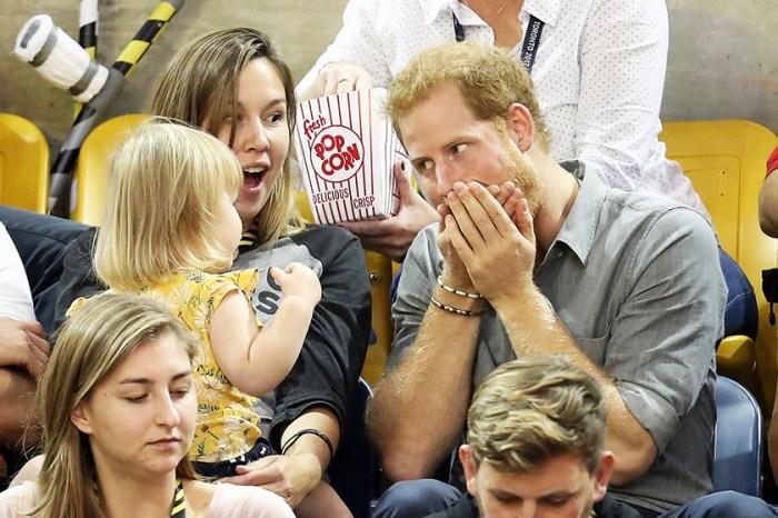 王子趣怪幽默的一面你見過嗎?因為這些圖片,大家都說哈里會是個逗趣好爸爸!
