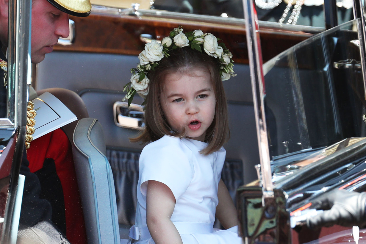 Prince William Learned How to Do Princess Charlotte's Hair by Watching YouTube Tutorials