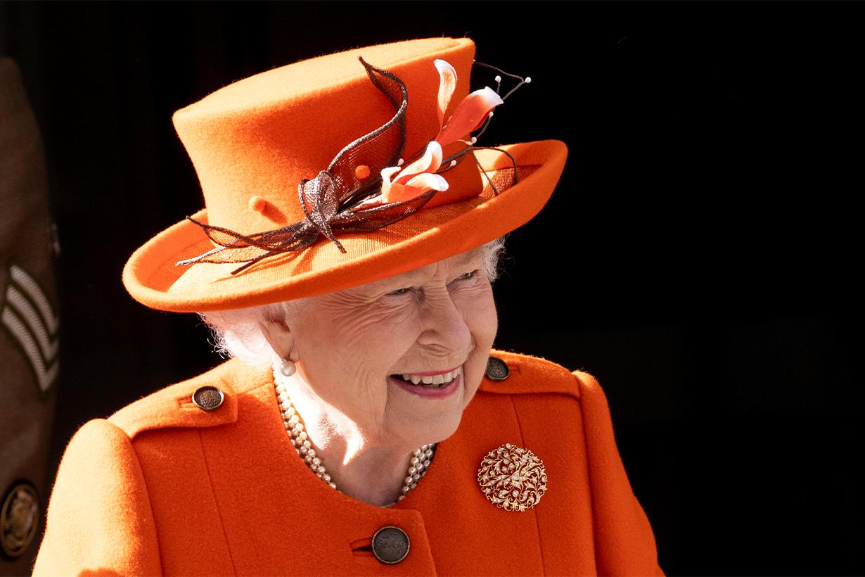 Queen Elizabeth II just posted her very first instagram