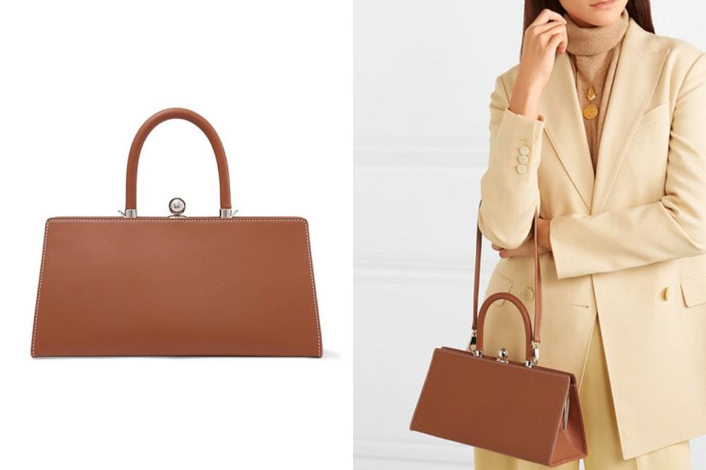 ratio et motus leather bag