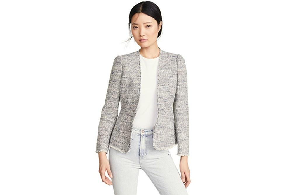 Rebecca Taylor Tweed Jacket