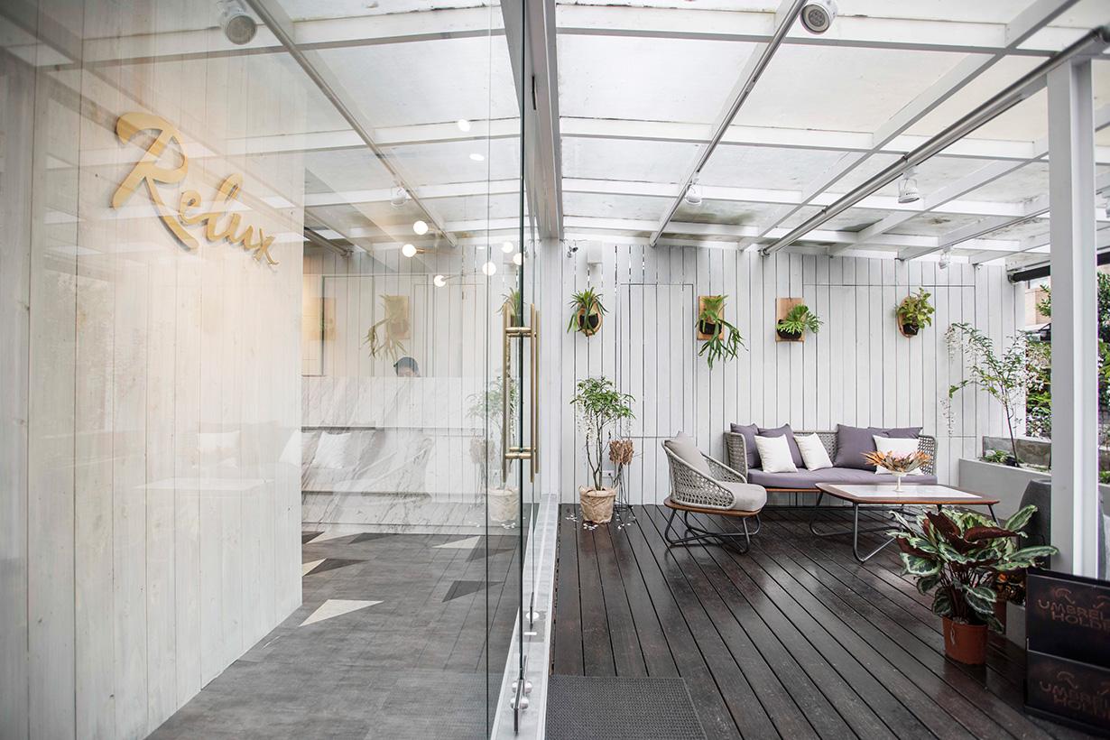 relux hair salon taipei new opening