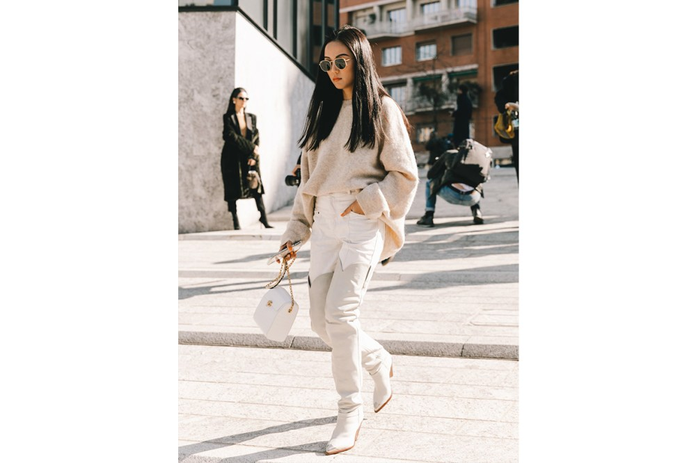 Creamy Outfits Street Style 2019