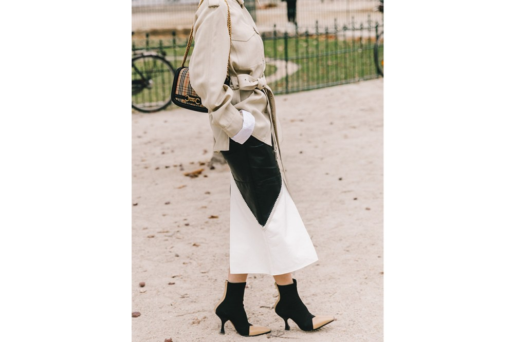 Old Celine Boots Street Style