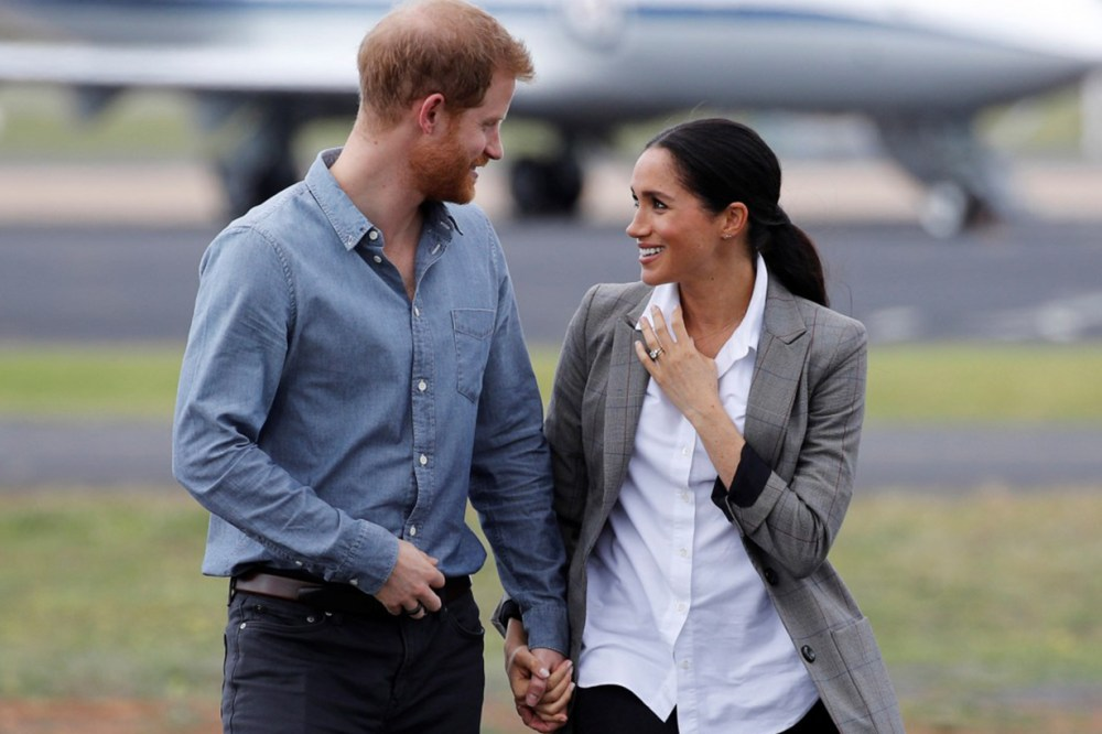Meghan Markle Prince Harry Royal Tour