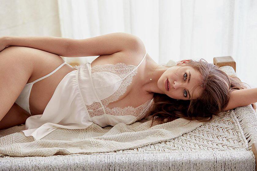victorias secret Plus size model Barbara palvin