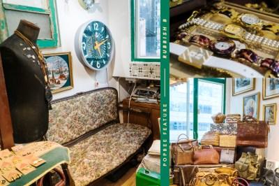 旺角鬧市中的一間樓上小店,竟可讓你回到過去的世界各地走一轉!