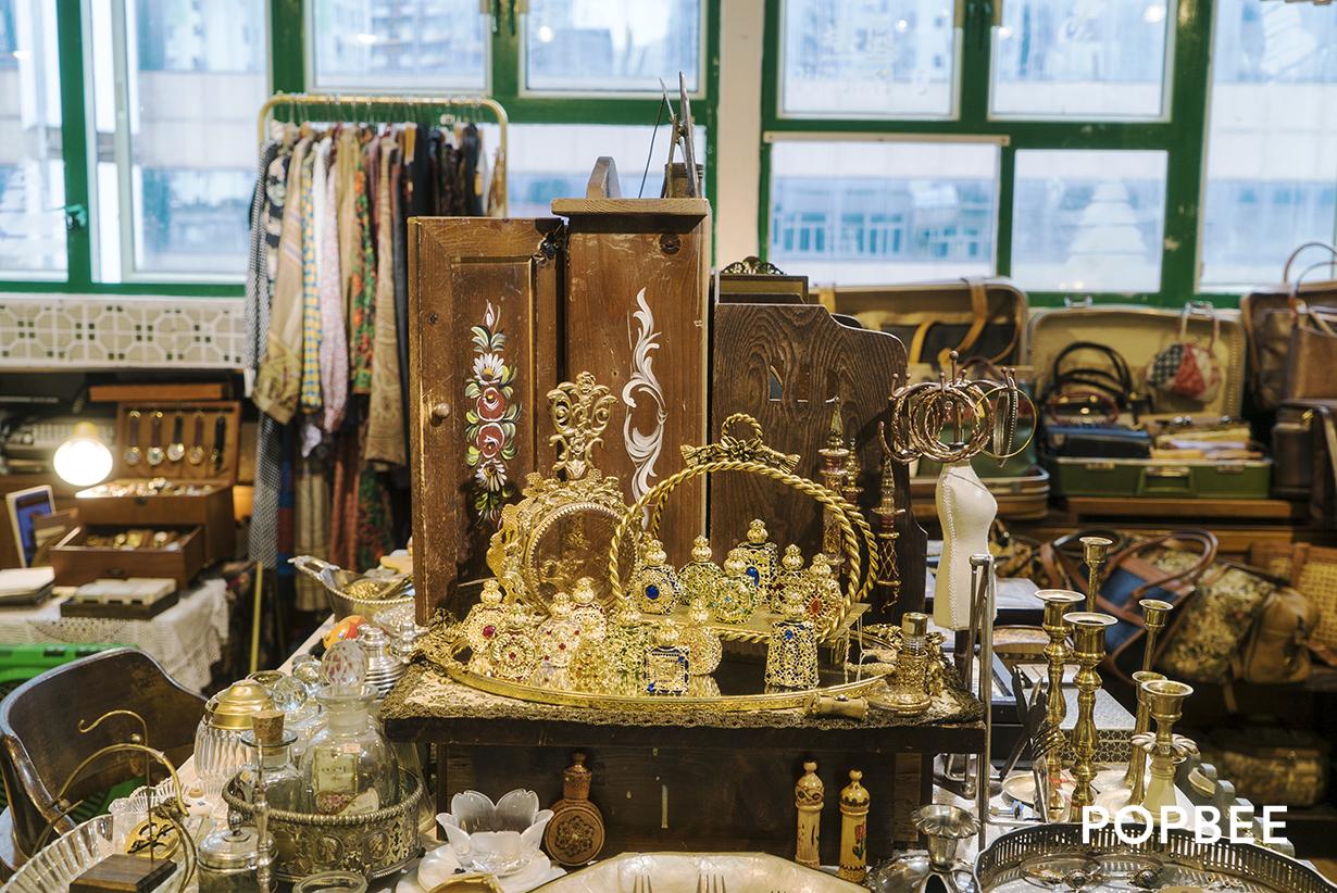堆填區 Rubbish_B vintage select shop in Mong Kong Hong Kong