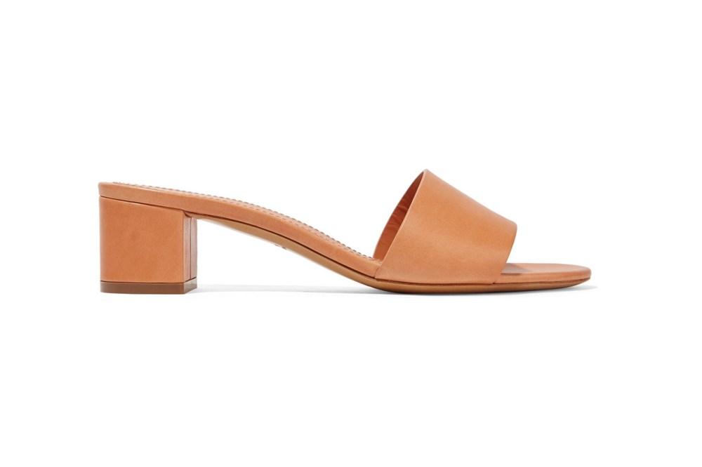 mansur gavriel mule sandal