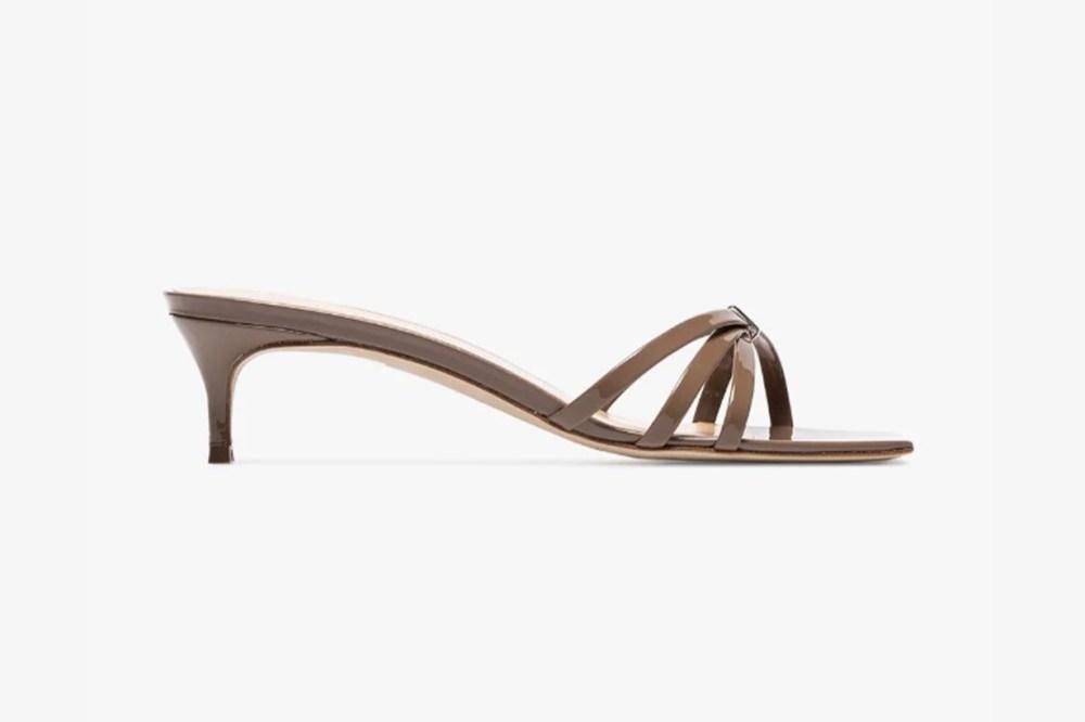 by far mule sandal