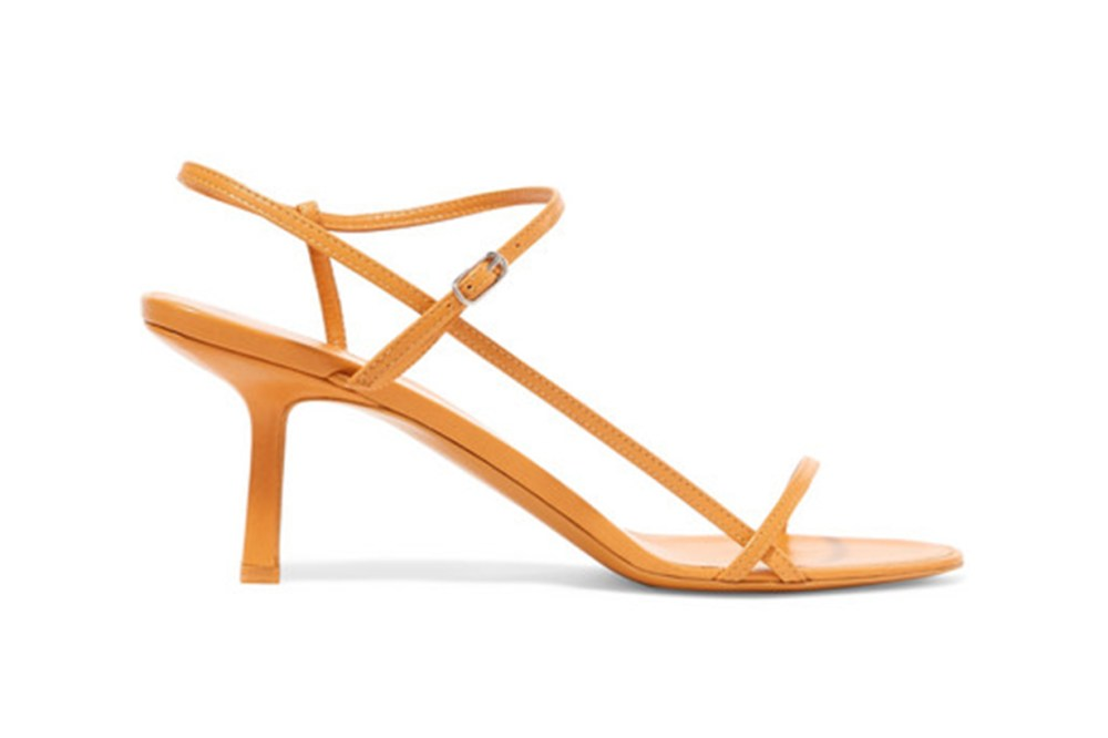 the row slingback sandals