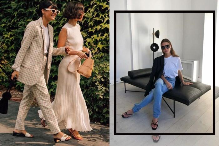 名副其實的 It Shoes:三個月內,這款 Zara 涼鞋定會席捲街頭!