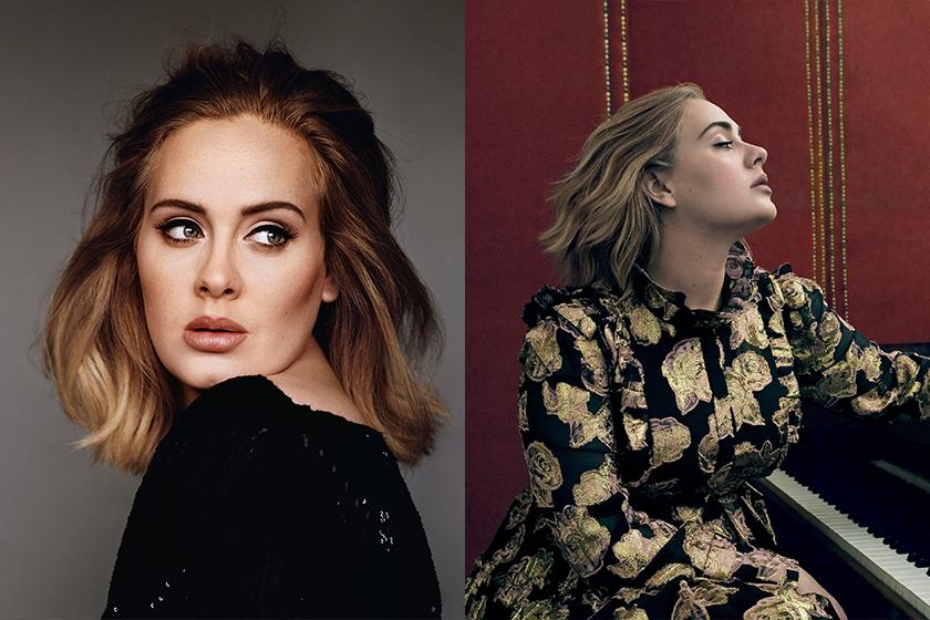 Adele new album and net worth