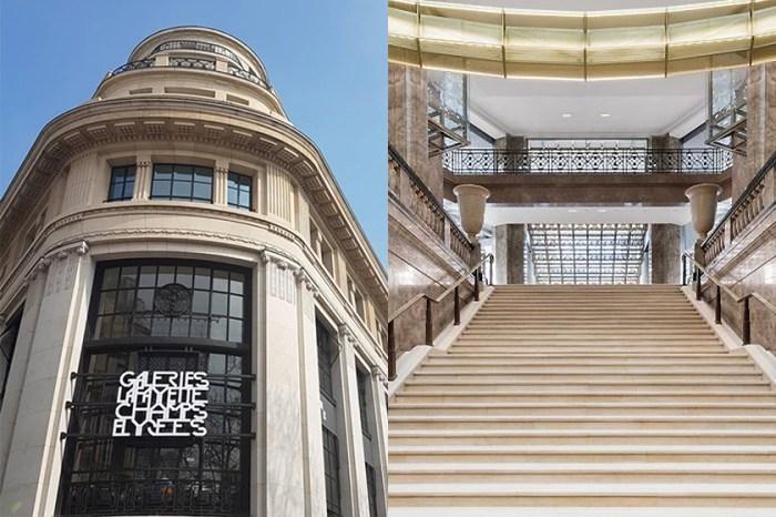 巴黎新景點:Galeries Lafayette 香榭大道超美旗艦店,竟然將艾非爾鐵塔搬進來了?