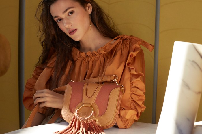 See By Chloé 推出限定手袋!用一個更低的價錢買入下一款 It Bag