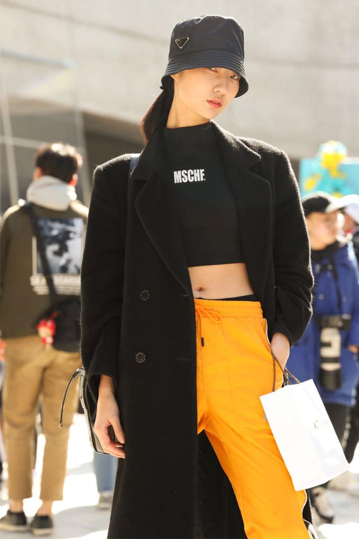 Seoul Fashion Week 2019 Street Style Trends