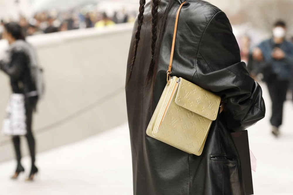 Louis Vuitton Case Bag Street Style