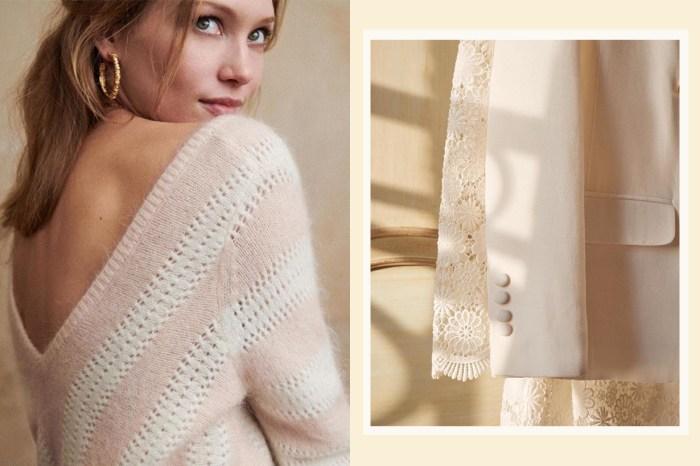 法式女生必買:這條法國品牌的小白裙,一上架 24 小時內即售罄!