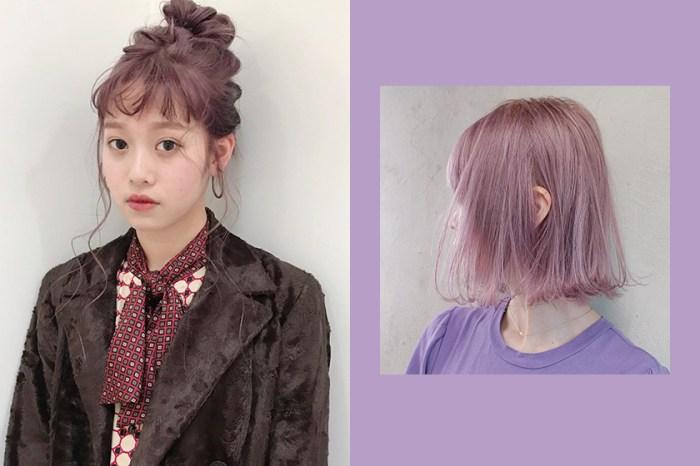 一抹浪漫仙氣:日本爆紅染髮關鍵字「ピンクヘア」,讓亞洲女生膚色更白皙!