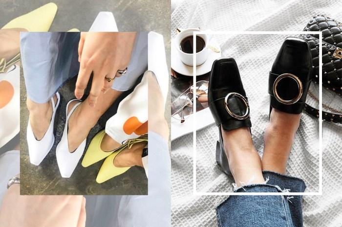 讓你一見鐘情的鞋款!IG 女生都沉迷這 3 個高質小眾品牌
