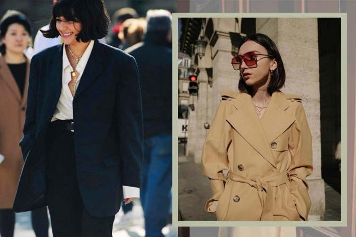 微涼初春怎樣穿更時髦?IG 女生衣櫥中必備這 6 件流行外套!