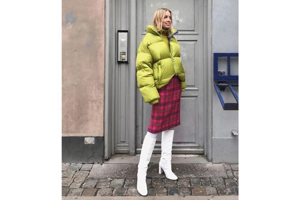 Puffer Jacket Street Style 2019