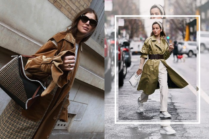 總是穿不出街頭潮人的時尚感?快跟時裝編輯穿搭今季流行的 6 種單品!
