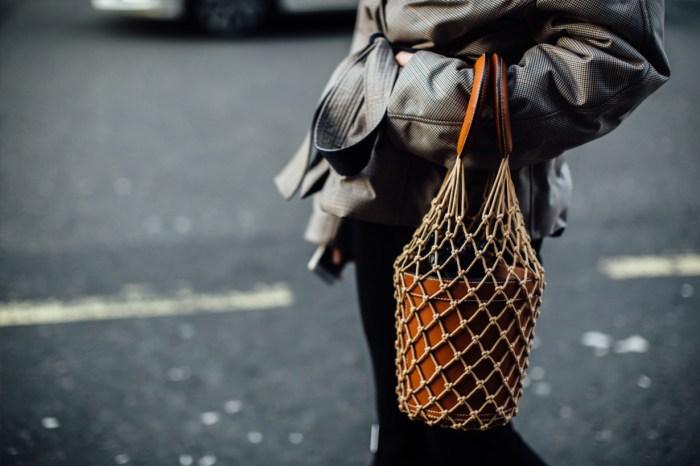 形容不了的美!風靡街頭的小眾品牌,再推出復古化妝箱皮包