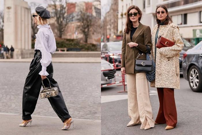 #PFW:法式 It Bag 就是它!翻遍巴黎街拍 70+,它最令人愛不釋手