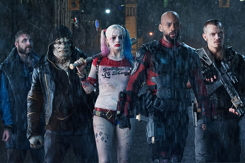suicide squad 2 will smith exits james gunn dc comics movie