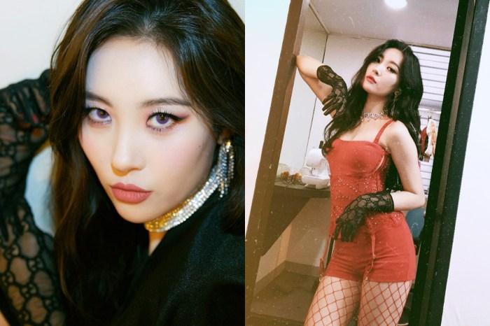竟然有韓國女星會公開宣布增肥?網民:肥一點漂亮多了!