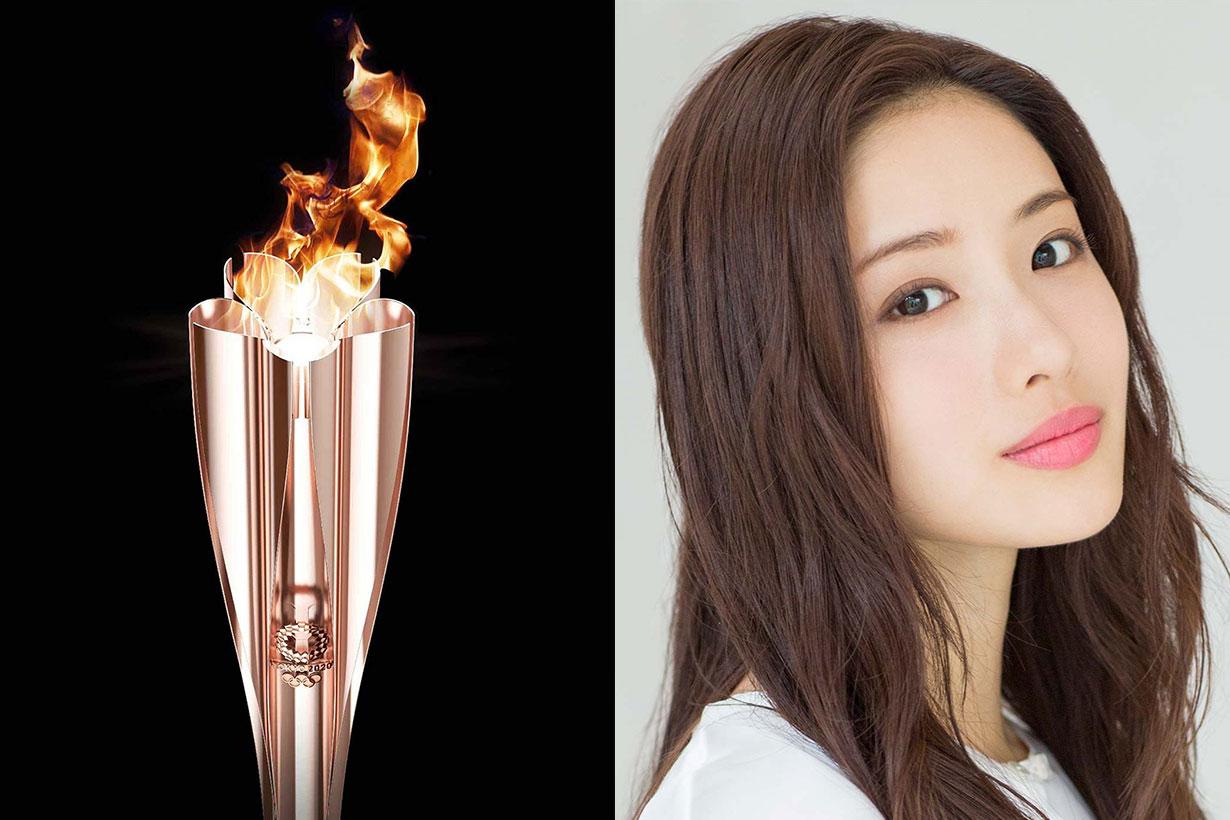 ishihara satomi 2020 tokyo olympic