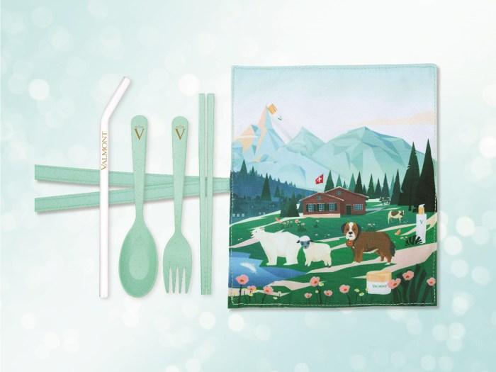 參加 Valmont 工作坊,製作別具意義的環保餐具吧!