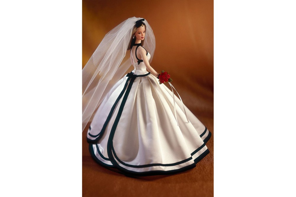 Vera Wang Barbie Wedding Dress