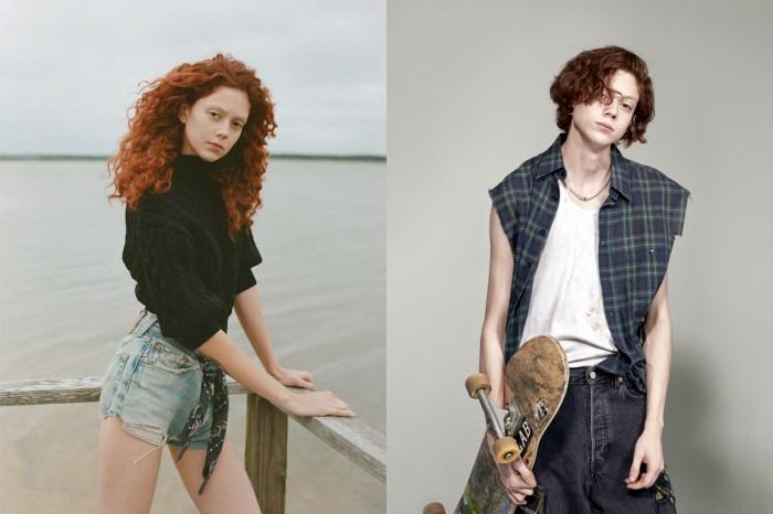 從 Natalie 變性成 Nathan,22 歲紅髮超模消失半年:「我終於成為自己想要的模樣。」