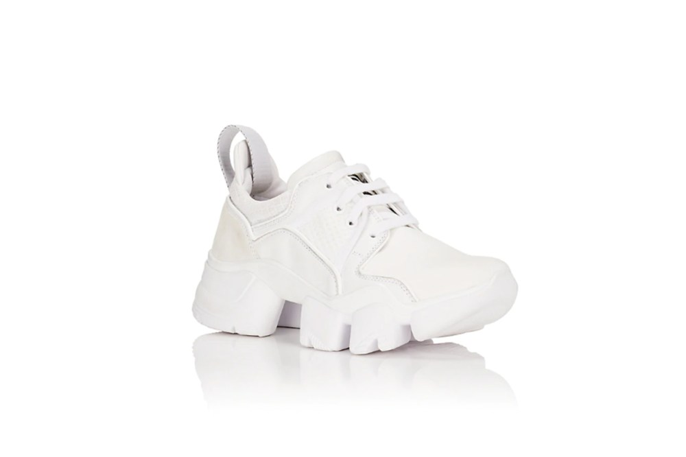 Women's Mixed-Material Sneakers