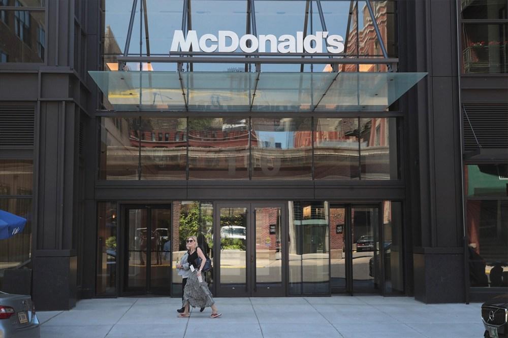 McDonald's HQ in Chicago
