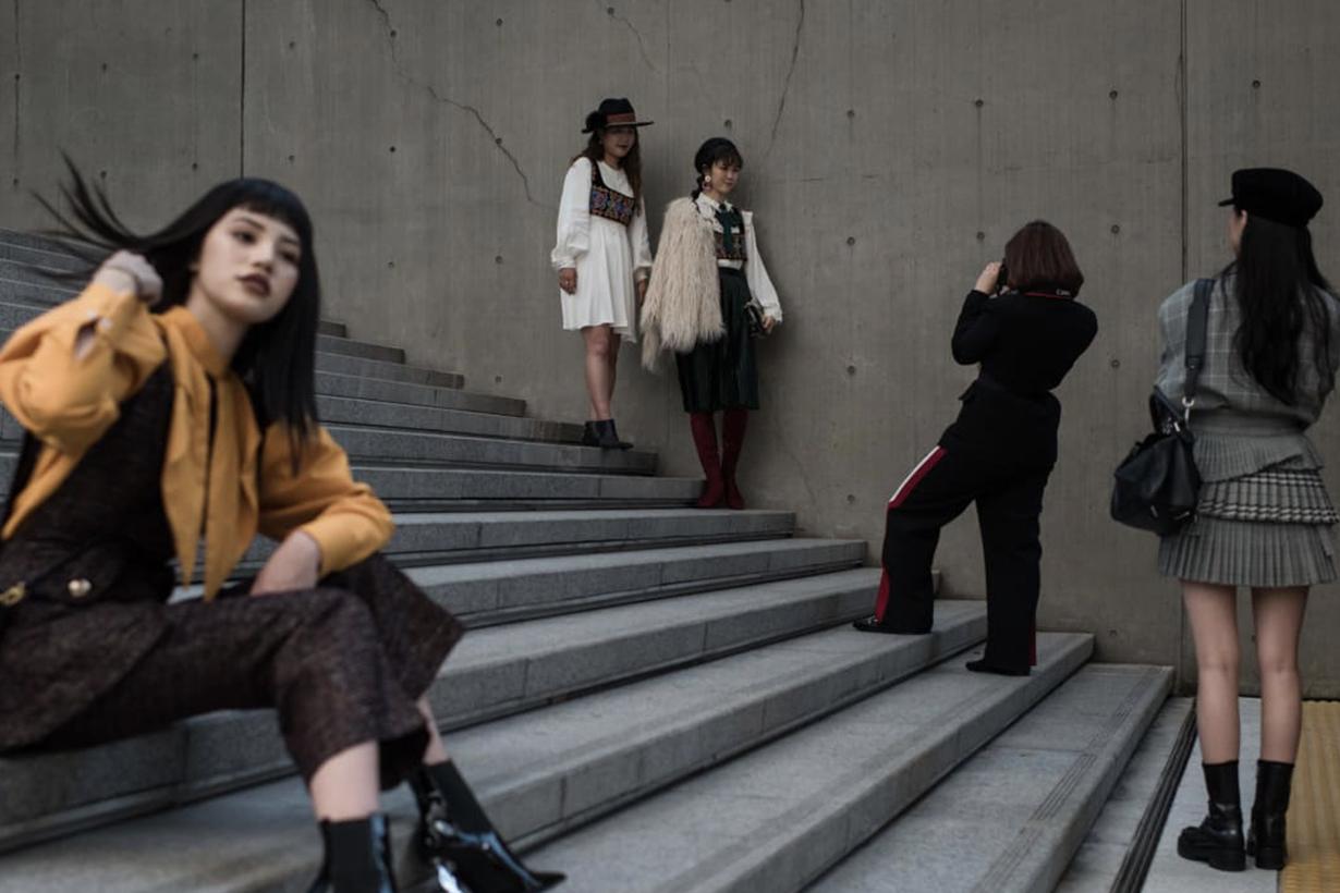 Korean girls against beauty standards