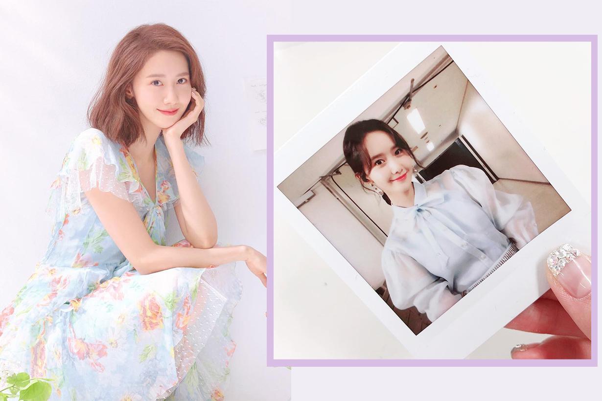 Yoona Lim Girls Generation SNSD My Little Old Boy Korean Variety Show Decree Face wrinkles plastic surgery k pop korean idols celebrities singers