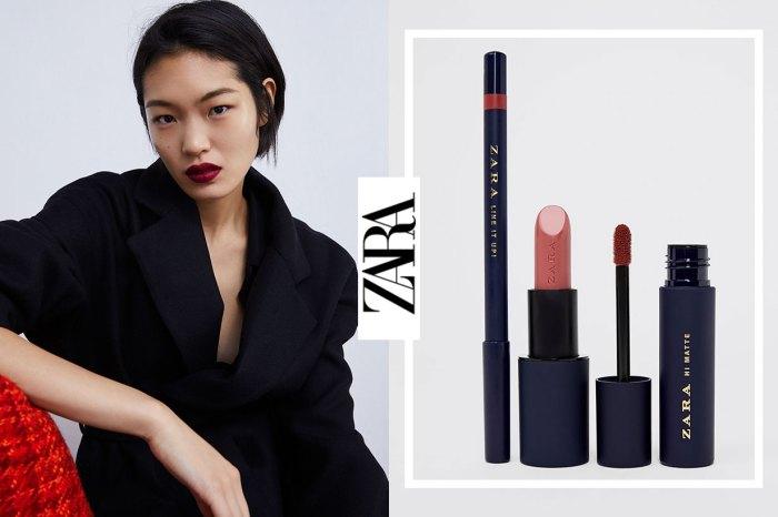 Zara 彩妝系列明天香港開賣!快來看看必買唇色有哪些