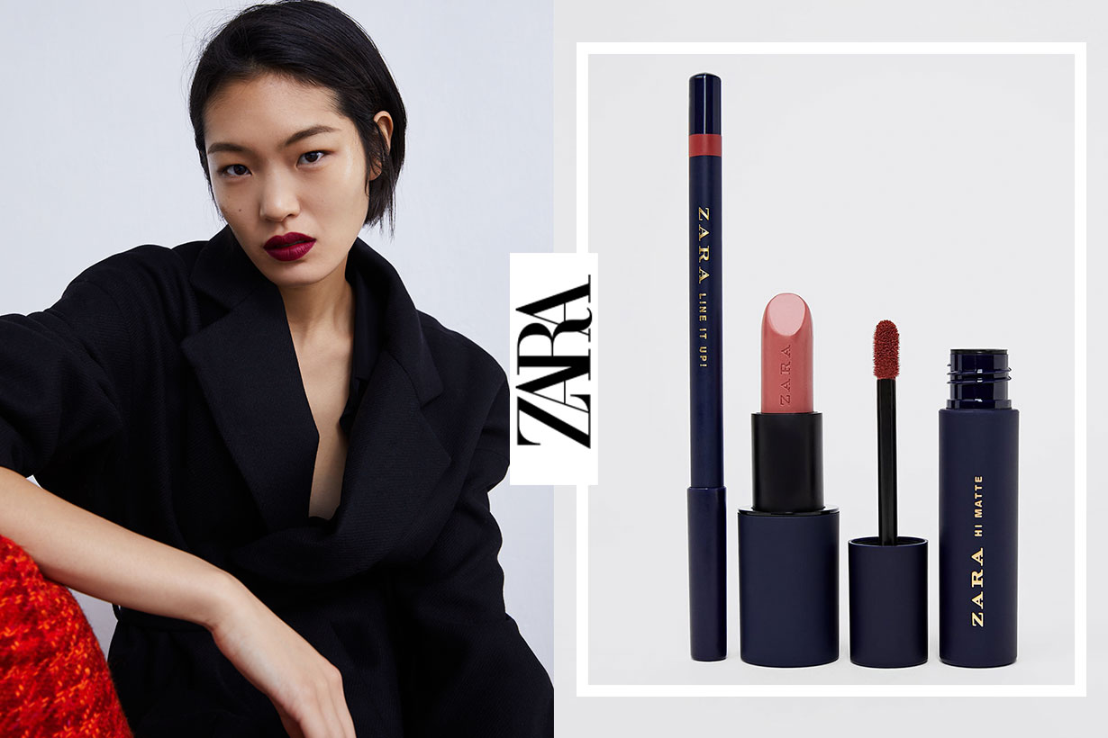 Zara beauty collection Lipstick 2019