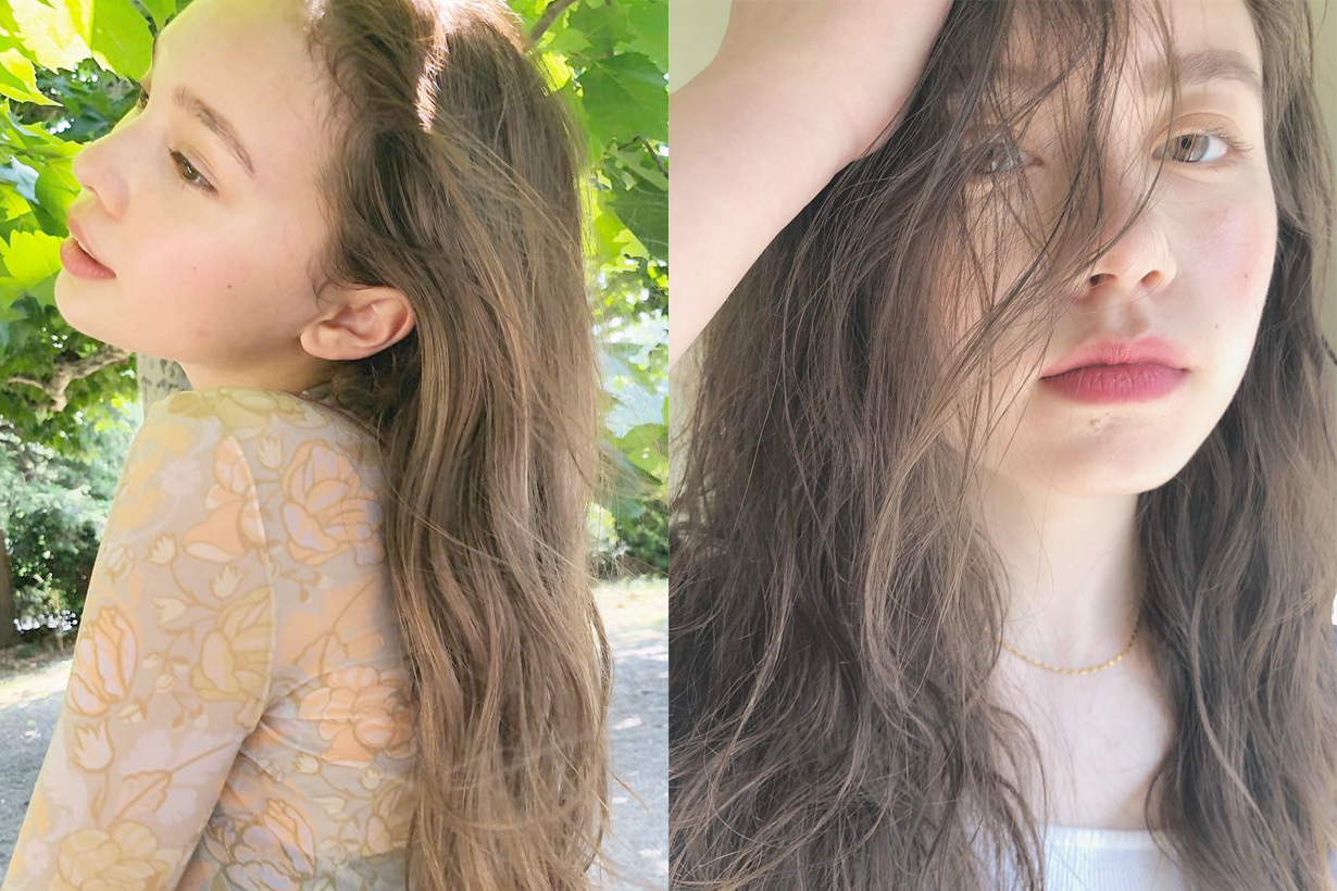 2019 hairstyles japan trends natural