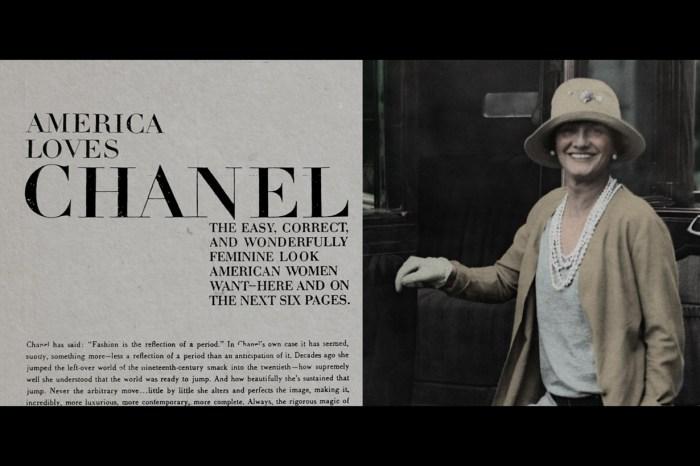 Inside Chanel 新一集來了:帶你認識 Gabrielle Chanel 與美國的不解之緣!