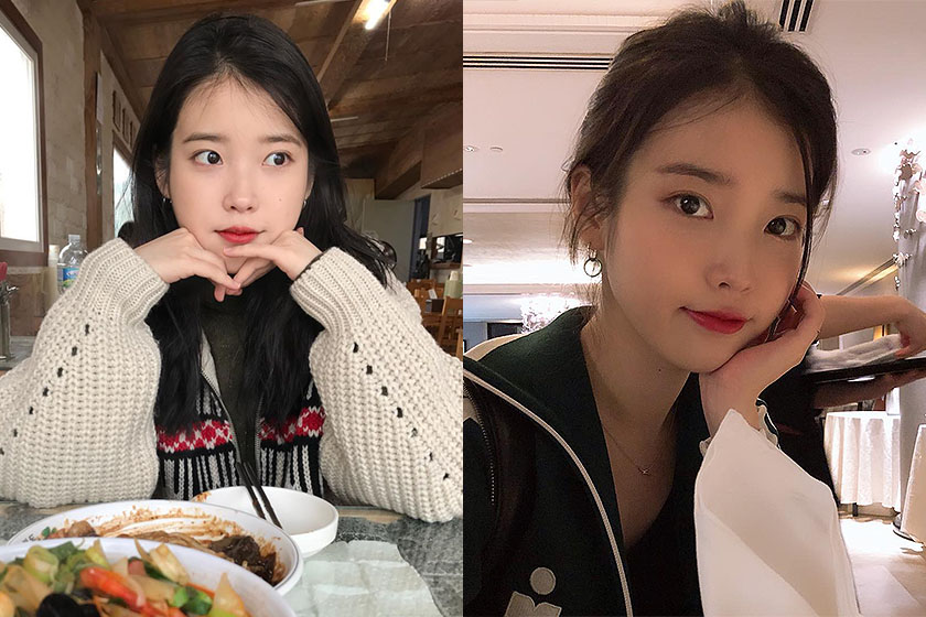 IU No Makeup Vlog IUTV Youtube Korean Star