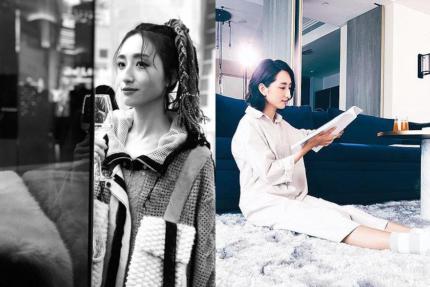 Ko Chia Yen Alice Ko First Lipstick Actress Life
