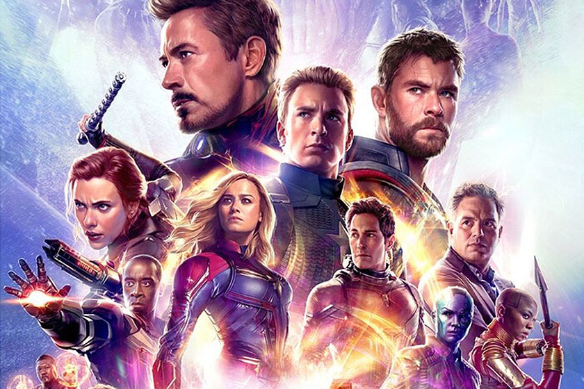Marvel Avengers: Endgame Special Look trailer