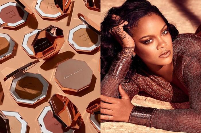 一眾粉絲抨擊!Fenty Beauty 新品惹上種族歧視風波,品牌火速撤文!